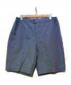 HERMES(エルメス)の古着「ショートパンツ」|ブルー