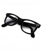 RAY-BAN(レイバン)の古着「伊達眼鏡」|ブラウン