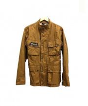Belstaff(ベルスタッフ)の古着「RALLYMASTER 350 JACKET」|カーキ
