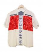 TOGA VIRILIS(トーガ ヴィリリース)の古着「オープンカラーシャツ」|ホワイト