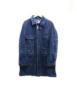 Engineered Garments(エンジニアードガーメンツ)の古着「カバーオール」 インディゴ