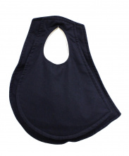 COMME des GARCONS(コムデギャルソン)の古着「二次元ウールハンドバッグ」|ネイビー