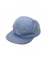 Supreme(シュプリーム)の古着「アーチロゴショックコードキャンプキャップ」|ブルー
