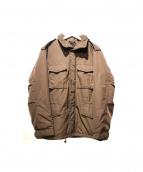 ASPESI(アスペジ)の古着「ニューフィールドジャケット」|ブラウン