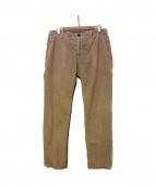 INCOTEX(インコテックス)の古着「パンツ」 ベージュ