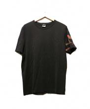GUCCI(グッチ)の古着「プリントTシャツ」|ブラック
