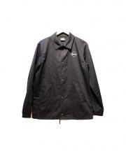 F.C.R.B.(エフシーレアルブリストル)の古着「コーチジャケット」 ブラック