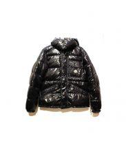 MONCLER(モンクレール)の古着「アルフレッドダウンジャケット」|ブラック