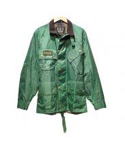 Barbour(バブアー)の古着「インターナショナルジャケット」|グリーン