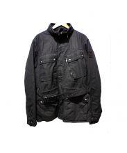 RLX RALPH LAUREN(RLX ラルフローレン)の古着「ライナー付きジャケット」|ブラック