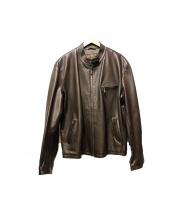 ETRO(エトロ)の古着「ホースレザージャケット」