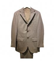 Brilla per il gusto(ブリッラ ペル イル グスト)の古着「3Bセットアップスーツ」