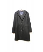 HARNOLD BROOK(アーノルドブルック)の古着「チェスターコート」|ブラック