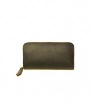 革蛸謹製(カワタコキンセイ)の古着「ラウンドジップ財布」