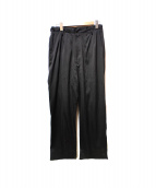 bukht(ブフト)の古着「2TUCK BAGGY TROUSERS PANTS」