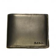 Paul Smith(ポールスミス)の古着「レザー2つ折り財布」