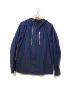 utility garments(ユーティリティーガメンツ)の古着「マウンテンパーカー」|ネイビー