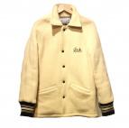 WHITESVILLE(ホワイツビル)の古着「メルトンウォームアップジャケット」