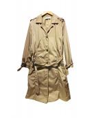 PRADA(プラダ)の古着「ステンカラーコート」