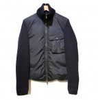 JIL SANDER(ジルサンダー)の古着「中綿袖切替ジャケット」