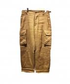 COMOLI(コモリ)の古着「カナパウール6ポケットパンツ」