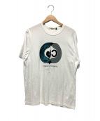 UNDERCOVERISM(アンダーカバイズム)の古着「プリントTシャツ」|ホワイト