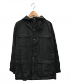 SIERRA DESIGNS(シエラデザインズ)の古着「50th MOUNTAIN PARKA」 ブラック
