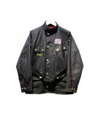 Barbour(バブアー)の古着「ユニオンジャックインターナショナルジャケット」