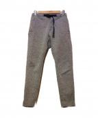 GRAMICCI × BEAMS(グラミチ × ビームス)の古着「クライミングパンツ」|グレー
