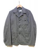 Engineered Garments(エンジニアードガーメンツ)の古着「カバーオール」|グレー