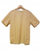UNUSED(アンユーズド)の古着「プルオーバーシャツ」|ベージュ
