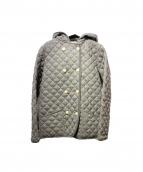 Traditional Weatherwear(トラディショナルウェザーウェア)の古着「キルティングジャケット」 グレー