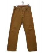 DUCK DIGGER(ダックディガー)の古着「パンツ」 ブラウン