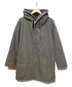 MORGAN(モーガン)の古着「ウールコート」 グレー
