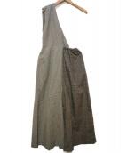 Akarih(アカリ)の古着「オールインワン」|グレー