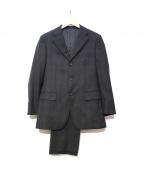 BURBERRY BLACK LABEL(バーバリーブラックレーベル)の古着「3Bスーツ」
