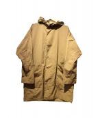 ITTY BITTY(イッティービッティー)の古着「フーデッドコート」