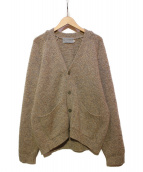 INVERALLAN(インバーアラン)の古着「ニットカーディガン」|グレー