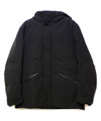 UNITED ARROWS(ユナイテッド アローズ)の古着「ダウンジャケット」|ブラック