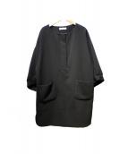 ADORE(アドーア)の古着「ブラウスワンピース」|ブラック