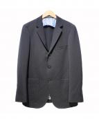 The FRANKLIN TAILORED(フランクリンテーラード)の古着「ブレザージャケット」|ネイビー