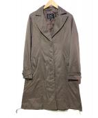 COUP DE CHANCE(クードシャンス)の古着「中綿コート」|グレー