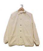 RHC Ron Herman(アールエイチシー ロンハーマン)の古着「カバーオール」 ホワイト