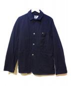 Engineered Garments(エンジニアードガーメンツ)の古着「カバーオール」 ネイビー