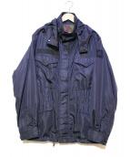 MONCLER(モンクレール)の古着「DANICKミリタリージャケット」|ネイビー