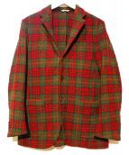 DEPETRILLO(デペトリロ)の古着「ヌーボラアナカプリ」|レッド×カーキ