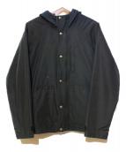 SIERRA DESIGNS × PENDLETON(シェラデザイン×ペンドルトン)の古着「マウンテンパーカー」|ブラック