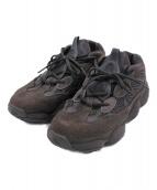 adidas(アディダス)の古着「イージー500 ユーティリティーブラック」|ブラック
