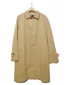 SANYO(サンヨー)の古着「100年コート(バルマカーンコート)」 ベージュ