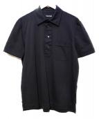TOM FORD(トム フォード)の古着「ポロシャツ」|ブラック